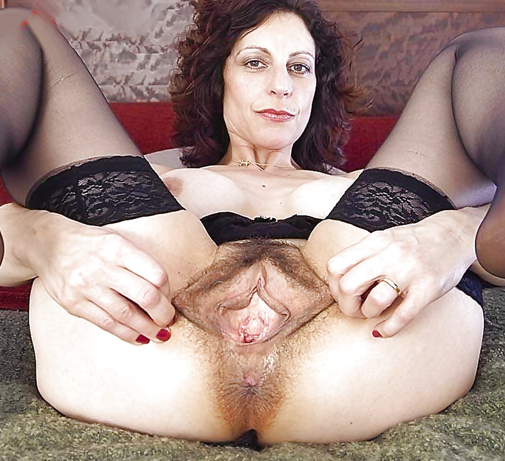 Curvaceous mature, andi james spread her legs wide open and got her hairy pussy stuffed