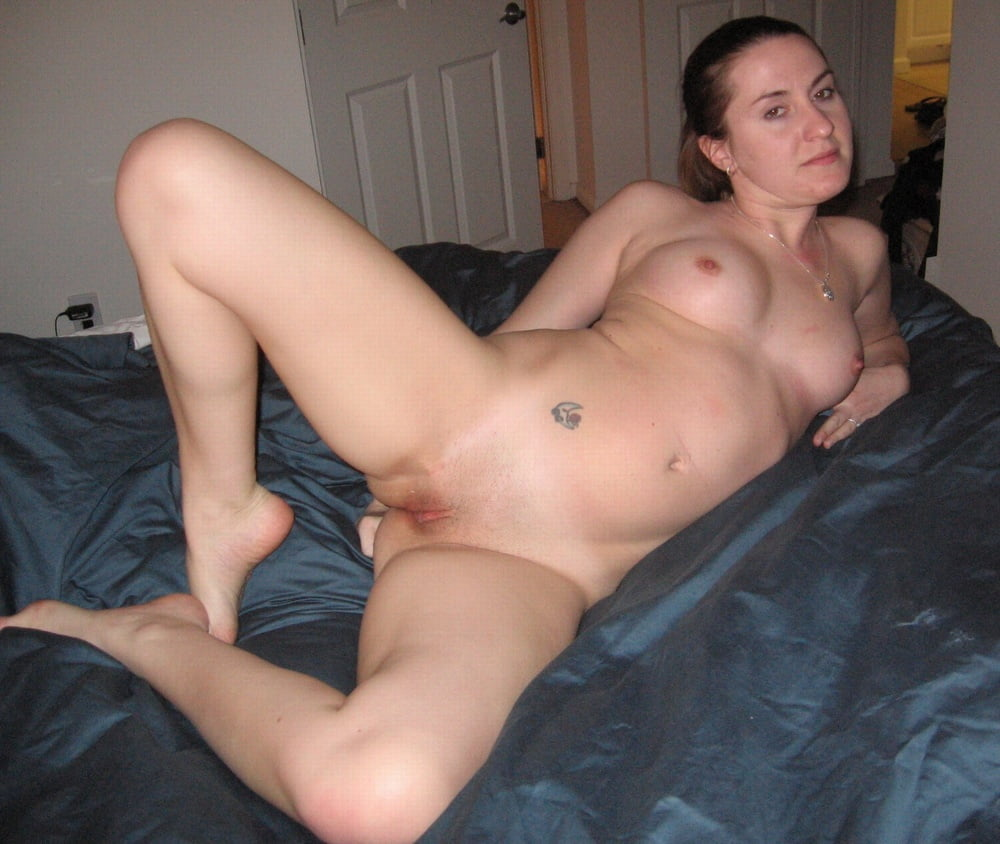 My wife naked in a field 8