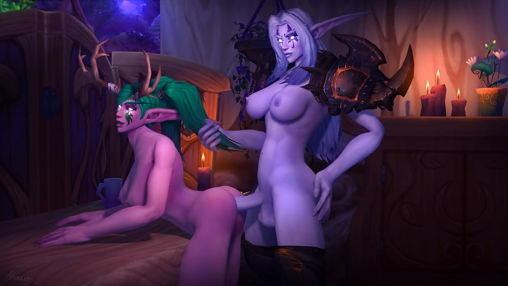 Night Elf Strippers