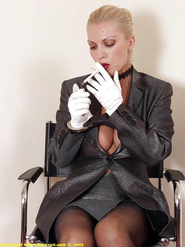 Smoking fetish blogs