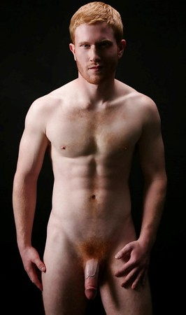 Finest Naked Man Red Head Photos