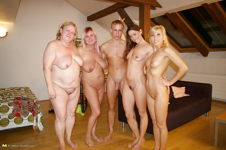 Groups Of Naked People - Vol. 6