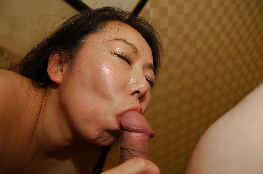 Old asian amateur sex