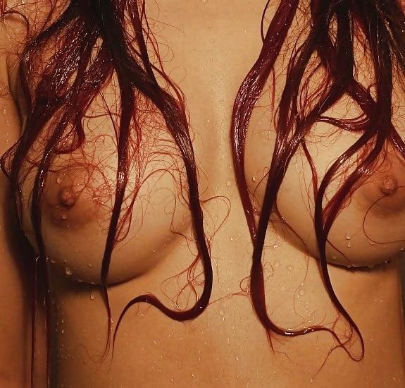 Big boobs girl in bra-3255