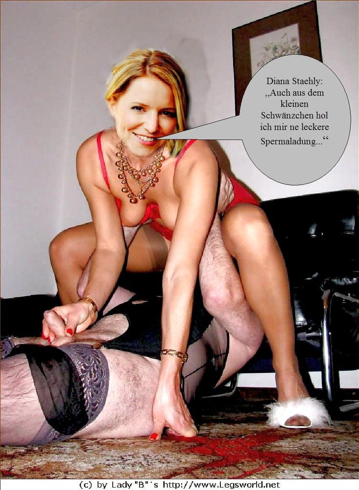 Diana Staehly Nude