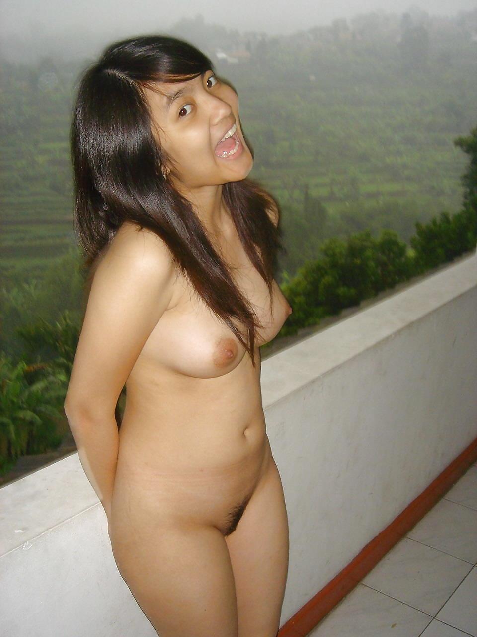 Nepali Girl Hairy Pussy Photo