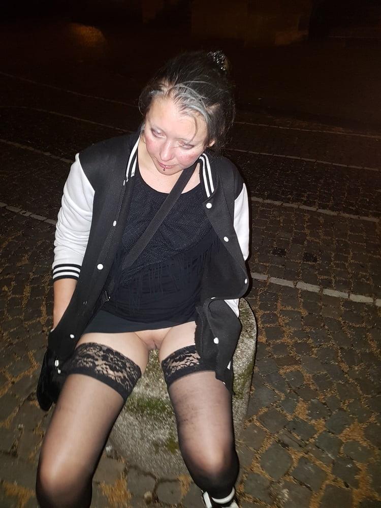 Drunk Slut - 19 Pics