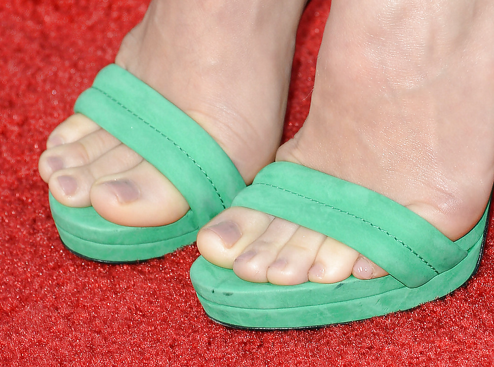 Britain's Best Foot Model Earns Her Living Wearing Designer Heels