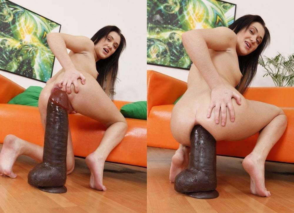 Massive thick dildo