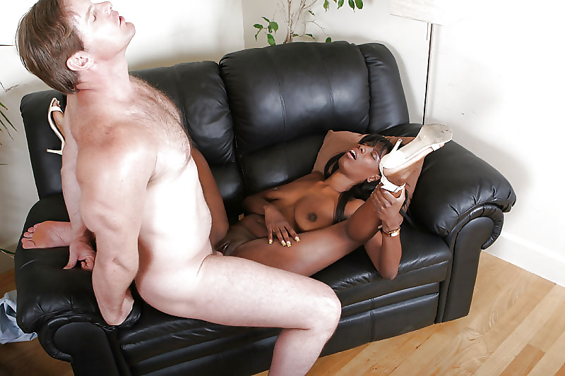 Black guy and white woman porn-8691