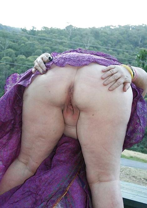 Granny takes big cock