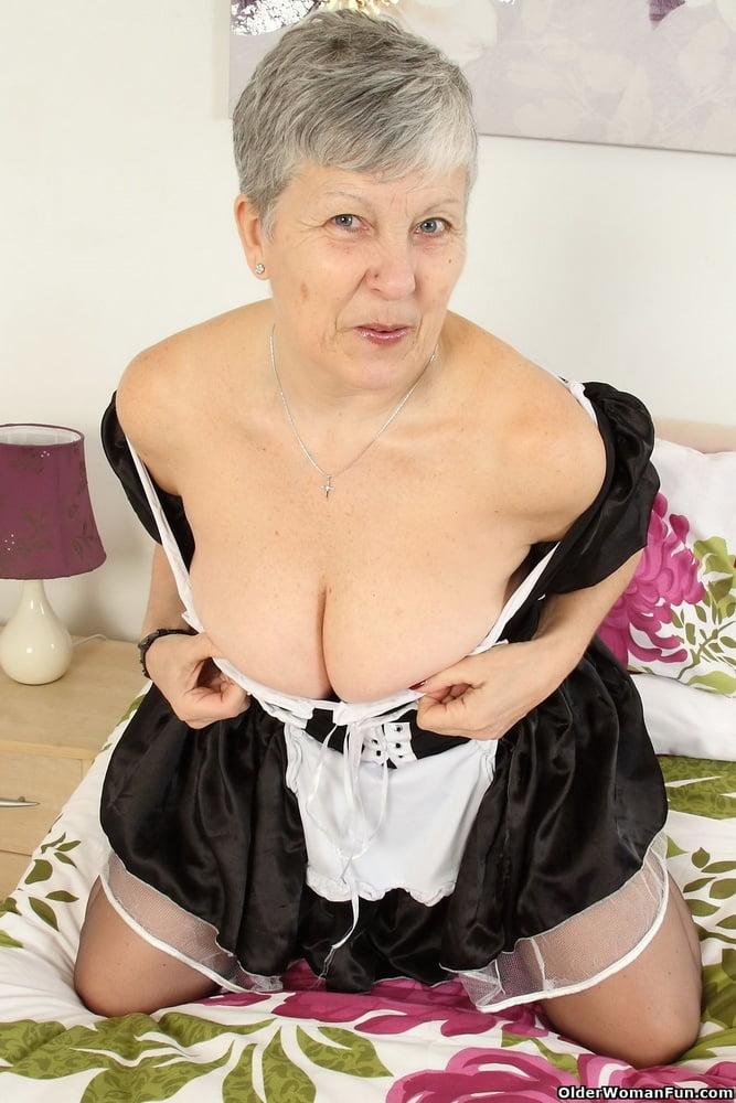 British mature milfs from OlderWomanFun - 79 Pics