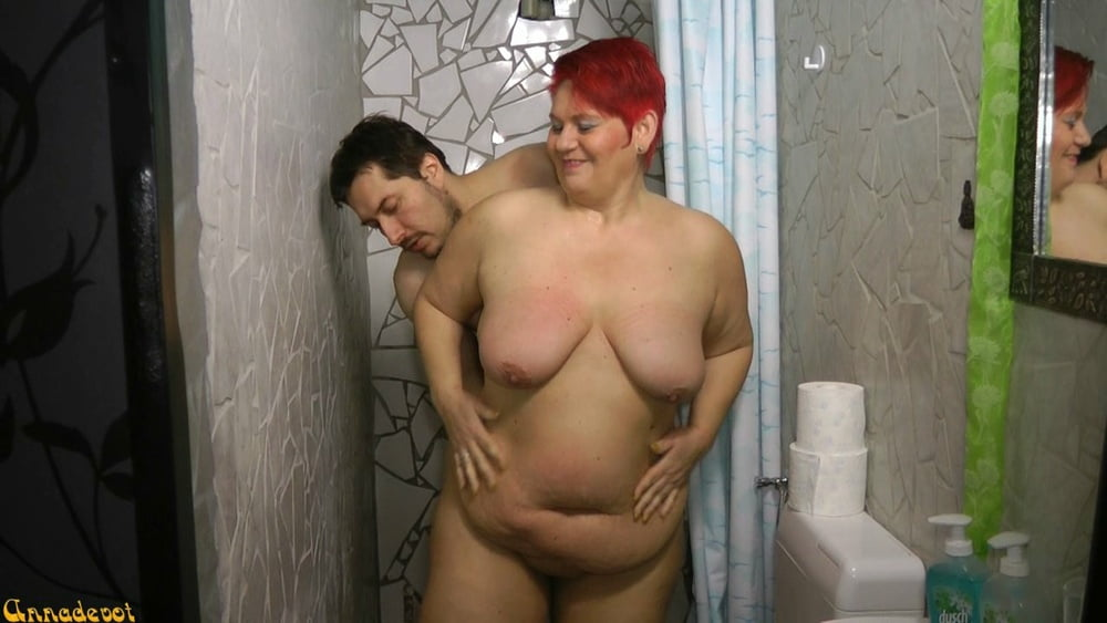 CONTROL under the SHOWER - 15 Pics
