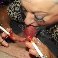 I LOVE SMOKING BJ