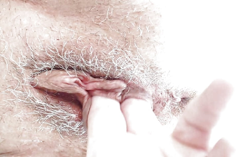Grey hair vagina pictures